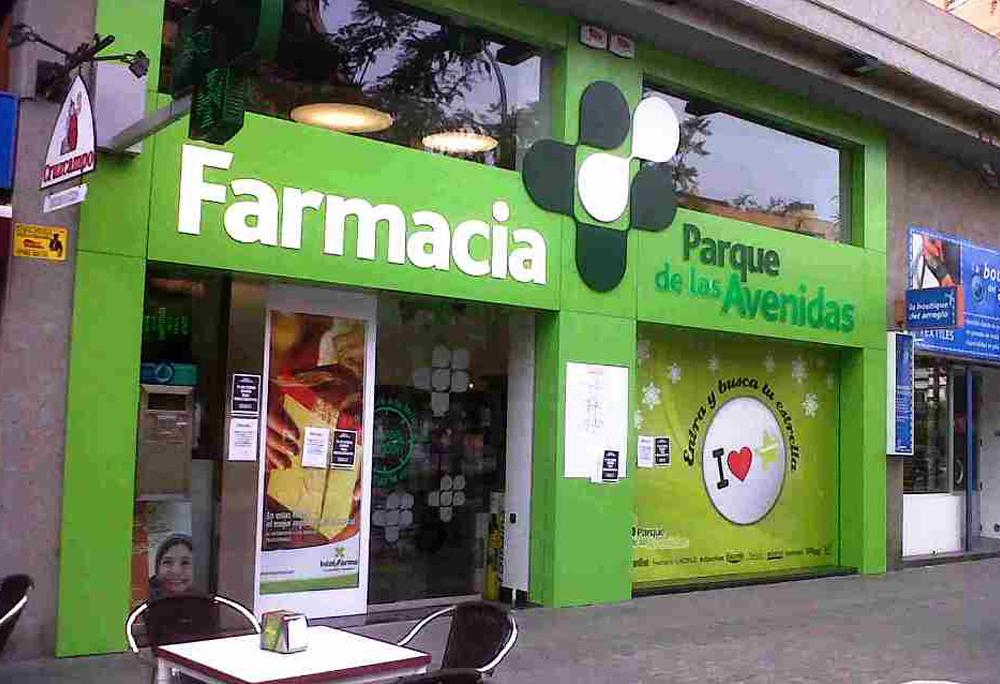 Farmacia Abacuc - Parque de las Avenidas Elche