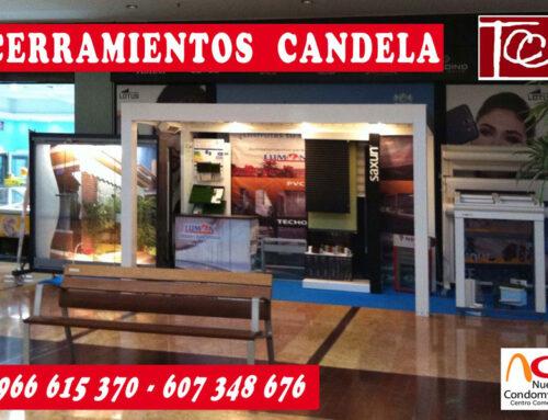 Exposición en Nueva Condomina Murcia