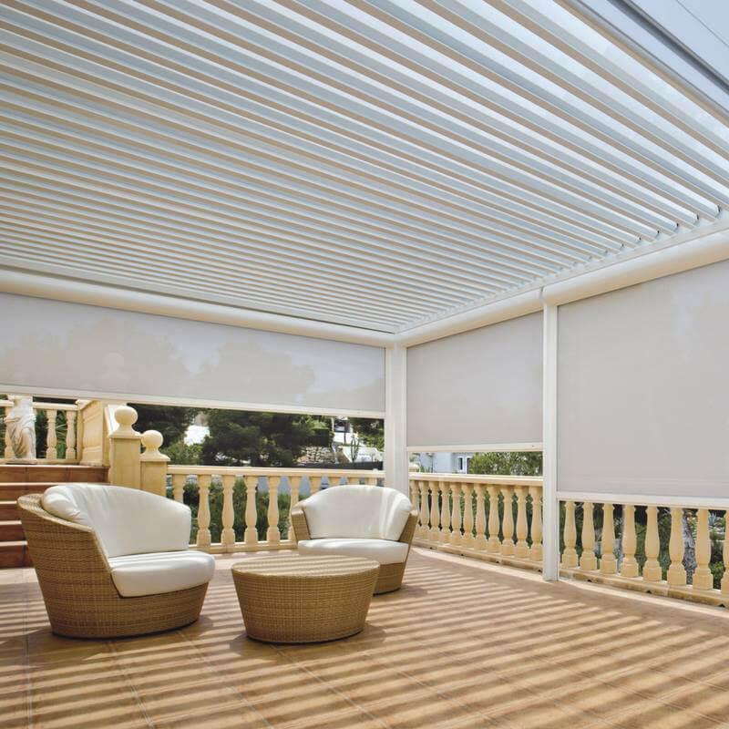 techos y pérgolas alicante